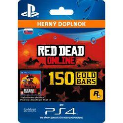 Red Dead Redemption 2 (CZ 150 Gold Bars) na progamingshop.sk