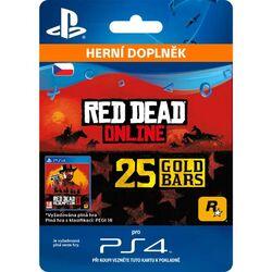 Red Dead Redemption 2 (CZ 25 Gold Bars) na progamingshop.sk