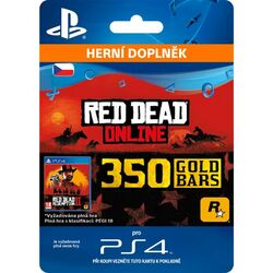 Red Dead Redemption 2 (CZ 350 Gold Bars) na pgs.sk