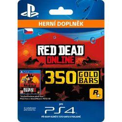 Red Dead Redemption 2 (CZ 350 Gold Bars) na progamingshop.sk