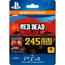 Red Dead Redemption 2 (SK 245 Gold Bars) na progamingshop.sk