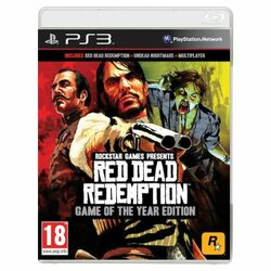 Red Dead Redemption (Game of the Year Edition) na pgs.sk
