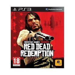 Red Dead Redemption [PS3] - BAZÁR (použitý tovar) na progamingshop.sk