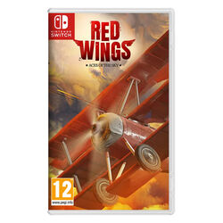 Red Wings: Aces of the Sky na pgs.sk