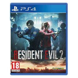 Resident Evil 2 [PS4] - BAZÁR (použitý tovar) na progamingshop.sk