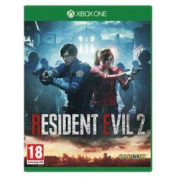 Resident Evil 2 [XBOX ONE] - BAZÁR (použitý tovar) na progamingshop.sk