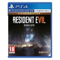 Resident Evil 7: Biohazard (Gold Edition) [PS4] - BAZÁR (použitý tovar) na progamingshop.sk