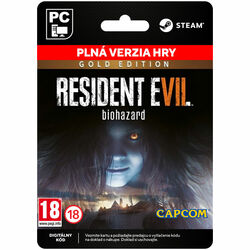 Resident Evil 7: Biohazard (Gold Edition) [Steam] na progamingshop.sk