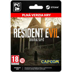 Resident Evil 7: Biohazard [Steam] na progamingshop.sk