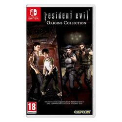 Resident Evil (Origins Collection) na progamingshop.sk