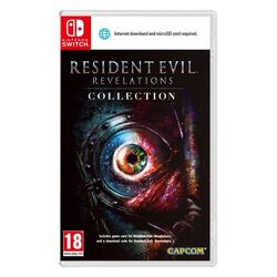 Resident Evil: Revelations (Collection) na progamingshop.sk