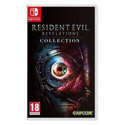 Resident Evil: Revelations (Collection) [NSW] - BAZÁR (použitý tovar) na progamingshop.sk