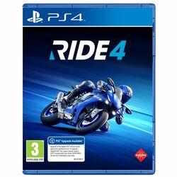 RIDE 4 [PS4] - BAZÁR (použitý tovar) na progamingshop.sk