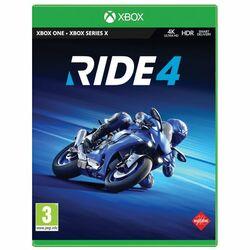 RIDE 4 [XBOX ONE] - BAZÁR (použitý tovar) na progamingshop.sk