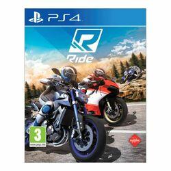 Ride [PS4] - BAZÁR (použitý tovar) na progamingshop.sk