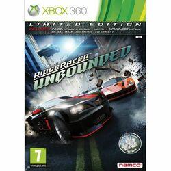 Ridge Racer: Unbounded (Limited Edition) na progamingshop.sk