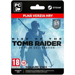 Rise of the Tomb Raider (20 Year Celebration Edition) [Steam] na progamingshop.sk