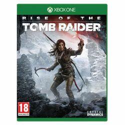 Rise of the Tomb Raider [XBOX ONE] - BAZÁR (použitý tovar) na progamingshop.sk