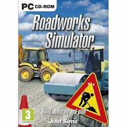 Roadworks Simulator na progamingshop.sk