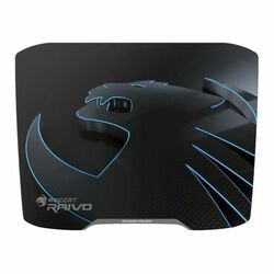 Roccat Raivo High Velocity Gaming Mousepad, stealth black na progamingshop.sk