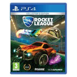 Rocket League (Collector's Edition) [PS4] - BAZÁR (použitý tovar) na progamingshop.sk