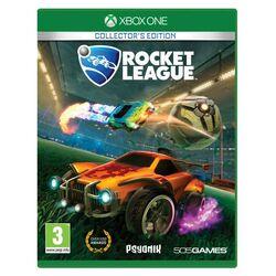 Rocket League (Collector's Edition) [XBOX ONE] - BAZÁR (použitý tovar) na pgs.sk