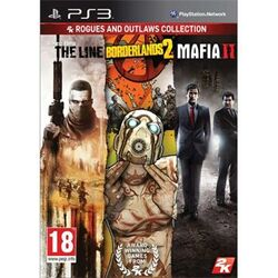 Rogues and Outlaws Collection [PS3] - BAZÁR (použitý tovar) na progamingshop.sk
