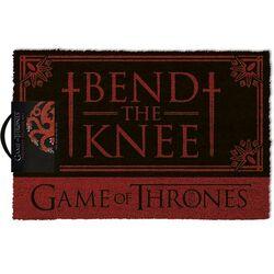 Rohožka Bend the knee (Game of Thrones) na progamingshop.sk