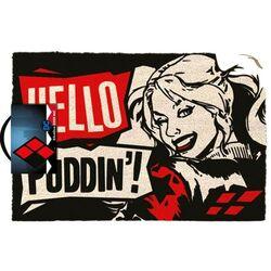 Rohožka Harley Quinn Hello Pudding (DC) na pgs.sk