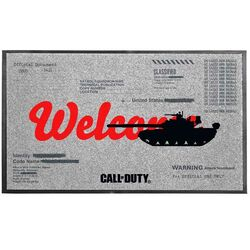 Rohožka Welcome Doormat (Call of Duty) na progamingshop.sk