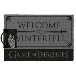 Rohožka Welcome to Winterfel (Game of Thrones) na progamingshop.sk