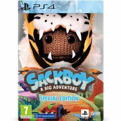 Sackboy: A Big Adventure CZ (Special edition) - OPENBOX (Rozbalený tovar s plnou zárukou) na progamingshop.sk
