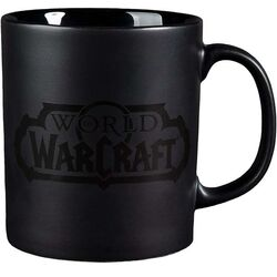 Šálka Blackout Logo (World of Warcraft) na progamingshop.sk