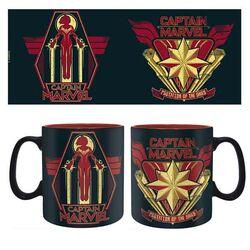 Šálka Captain Marvel 0,46 l na progamingshop.sk