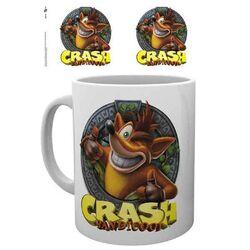 Šálka Crash Bandicoot - Crash na pgs.sk