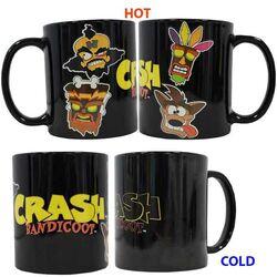 Šálka Crash Bandicoot Heat Changing na pgs.sk