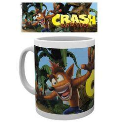 Šálka Crash Bandicoot - Logo na progamingshop.sk