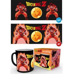 Šálka Dragonball Z Super Saiyan Heat Change na progamingshop.sk