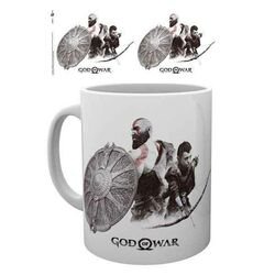 Šálka God of War - Kratos and Atreus na progamingshop.sk