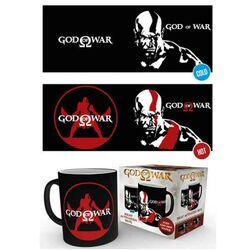 Šálka God of War - Kratos Heat Changing  na progamingshop.sk