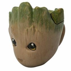 Šálka Groot 3D (Marvel) na progamingshop.sk