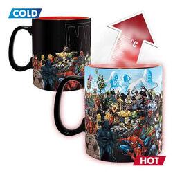Šálka Marvel Heroes Heat Change na progamingshop.sk