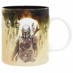 Šálka The Mandalorian Mando (Star Wars) na progamingshop.sk