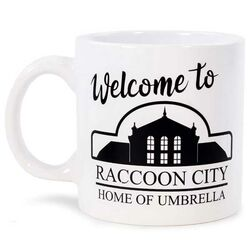 Šálka Welcome to Raccoon (Resident Evil) na progamingshop.sk