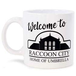 Šálka Welcome to Raccoon (Resident Evil) na pgs.sk