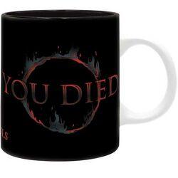 Šálka You Died (Dark Souls) na progamingshop.sk