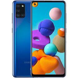 Samsung Galaxy A21s - A217F, 3/32GB, Dual SIM   Blue - nový tovar, neotvorené balenie  na progamingshop.sk