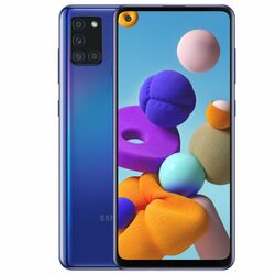 Samsung Galaxy A21s - A217F, Dual SIM, Blue - SK distribúcia na progamingshop.sk