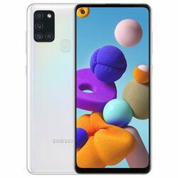 Samsung Galaxy A21s - A217F, Dual SIM, White - SK distribúcia na progamingshop.sk