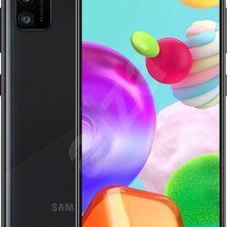 Samsung Galaxy A41 - A415F, 4/64GB, Dual SIM | Black, Trieda A+ - použité, záruka 12 mesiacov na progamingshop.sk